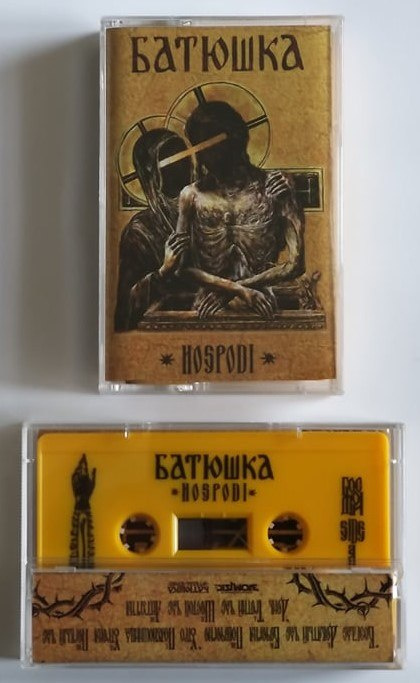 "BATUSHKA - ""HOSPODI"" LIMITED TAPE"