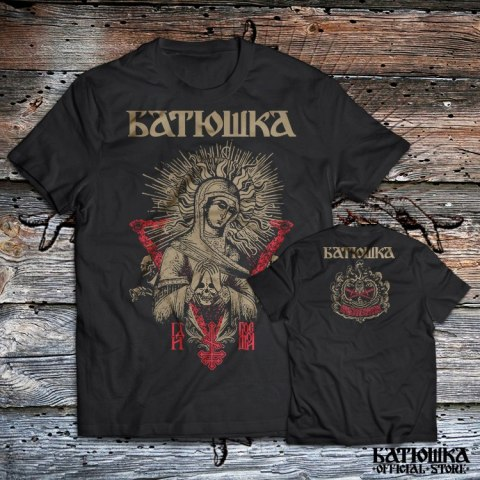 "BATUSHKA - ""MARY SKULL"" T-SHIRT"