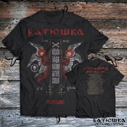 "T SHIRT BATUSHKA "" EUROPEAN PIRGLIMAGE PART III """
