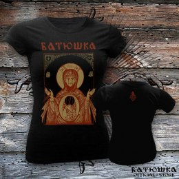 "GIRLY T-SHIRT BATUSHKA ""MARY BLOOD"""