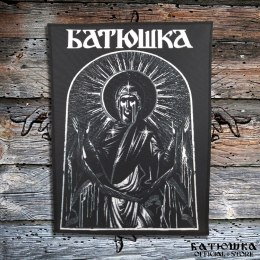"BACK PATCH BATUSHKA ""MARY"""